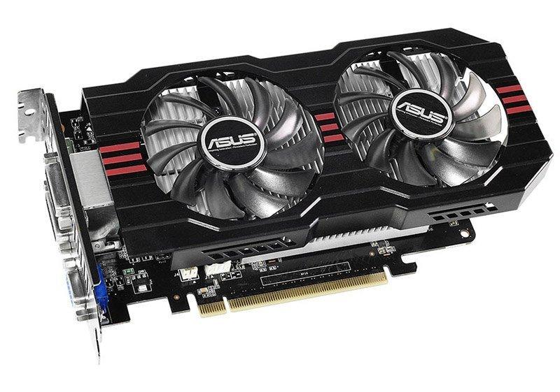 ASUS GeForce GTX 750Ti GDDR5 2GB