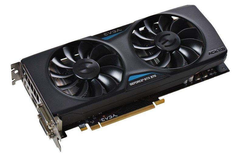 EVGA GeForce GTX 970 4GB SC GAMING