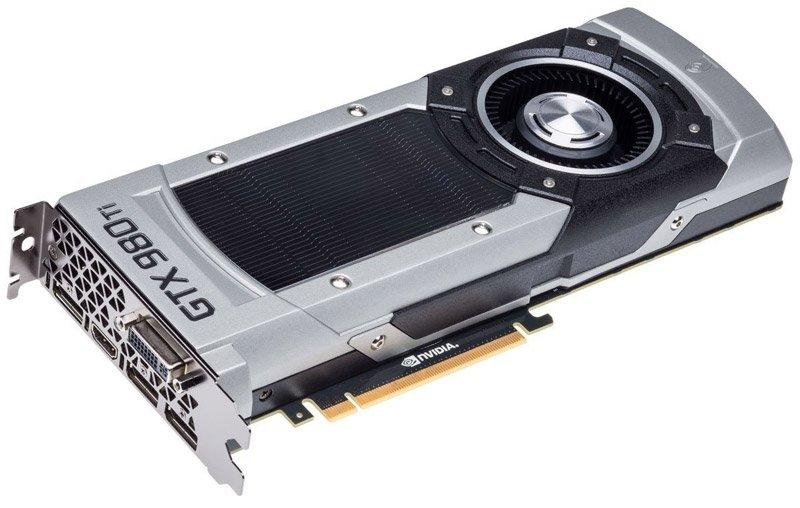EVGA GeForce GTX 980 Ti 6GB