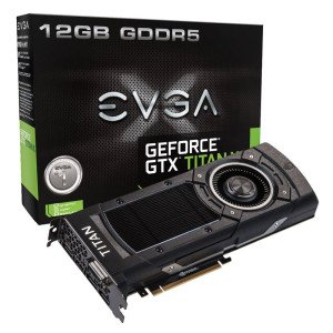 GeForce GTX Titan video card