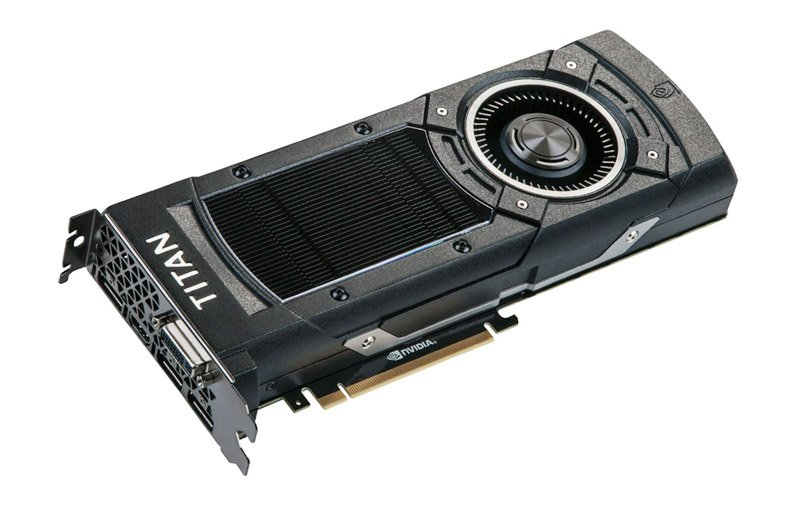 EVGA GeForce GTX TITAN X Video Card