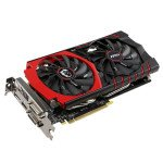 The Epic MSI GeForce GTX 970 4G Gaming Graphics Card