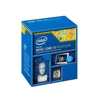 Intel Core i5-4690K Processor 3.5 GHz