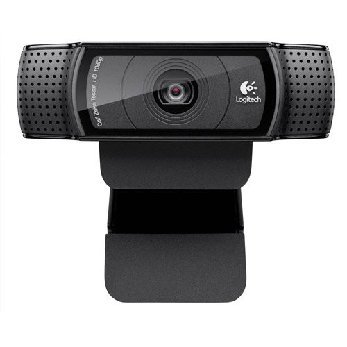 Logitech C920 - The most popular webcam for streaming