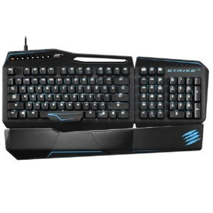 Mad Catz S.T.R.I.K.E.TE Gaming Keyboard