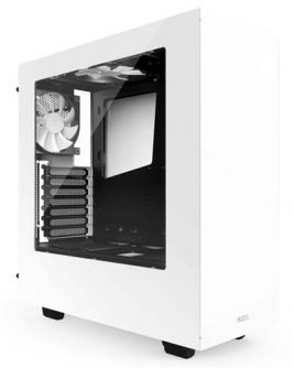 White Gaming Case