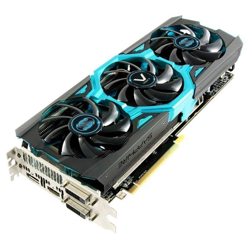 Sapphire Radeon VAPOR-X R9 290 4GB