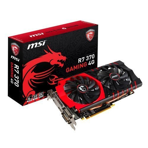 MSI video gaming card