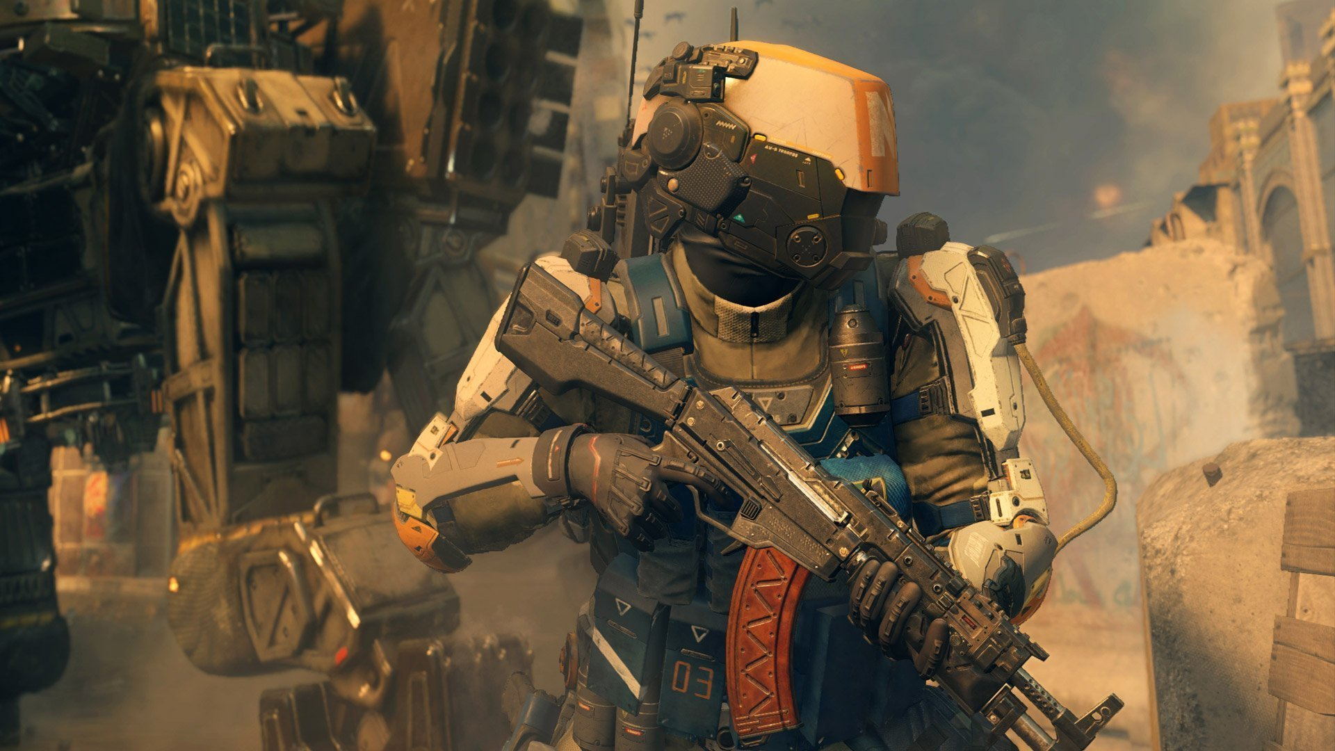 Call Of Duty Black Ops 3 Hd Wallpapers: Call Of Duty: Black Ops 3 Wallpapers For 1920x1080 HD