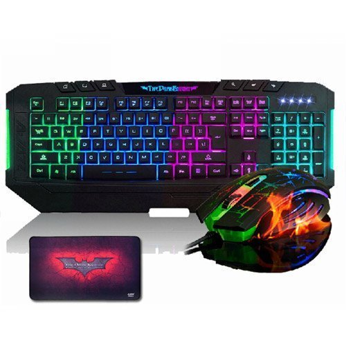Merdia Gaming Keyboard and Mouse Combo