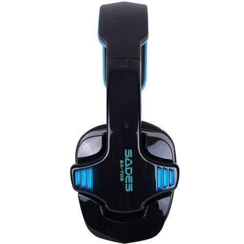 The SADES SA708 Gaming Headset is great for gaming
