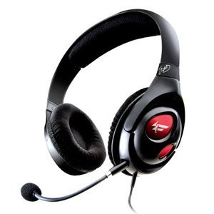 Creative Fatal1ty Gaming Headset from Amazon Review