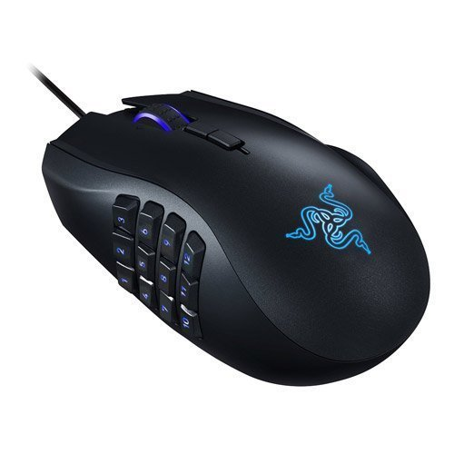Razer Naga Chroma Gaming Mouse Review