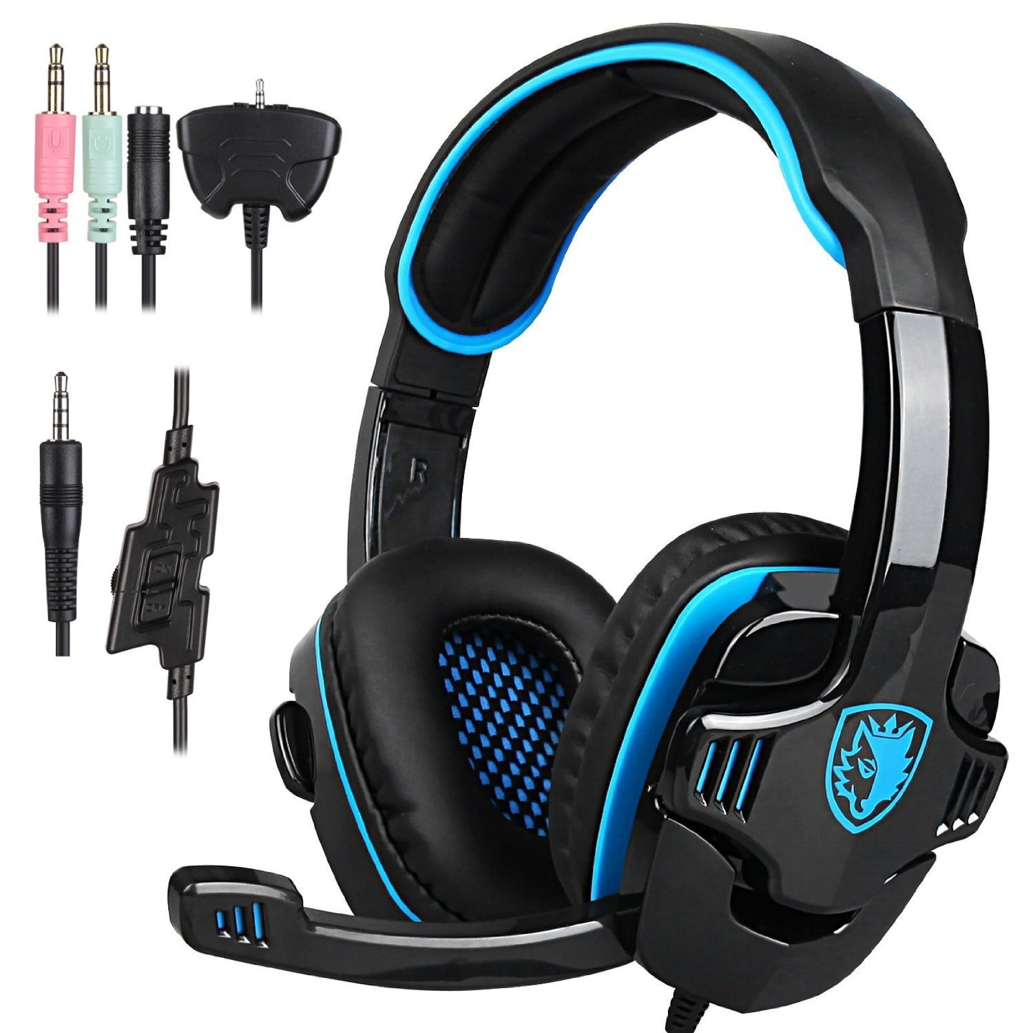 Sades SA-738 Top Gaming Headset