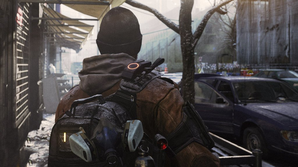 Tom Clancy's The Division High definition wallpapers HD