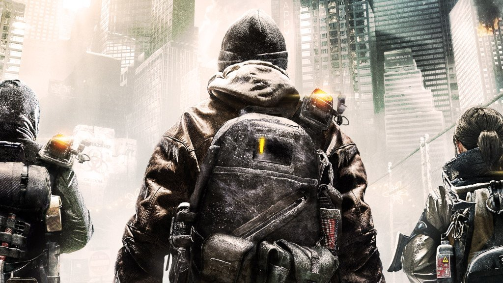 Tom Clancy's The Division Background wallpaper