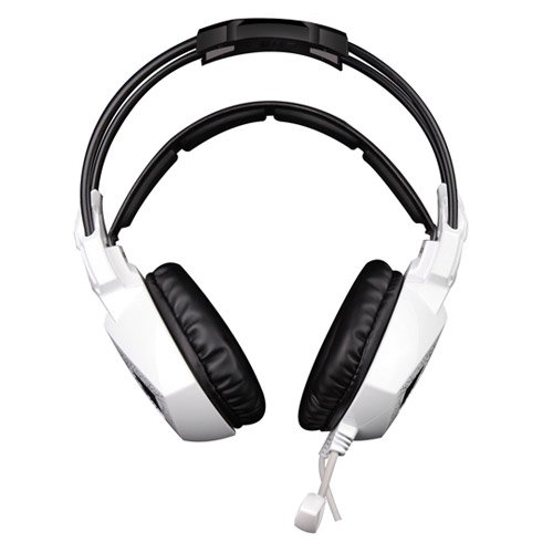 White gaming headset under $30