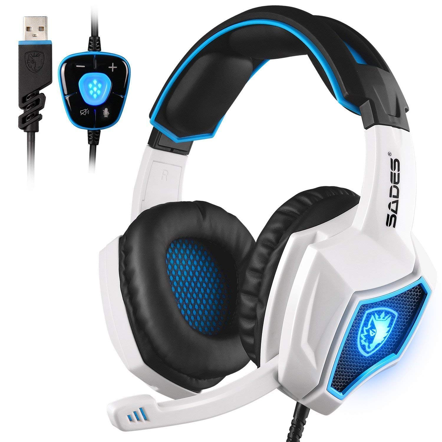 Sades best gaming headset under $30